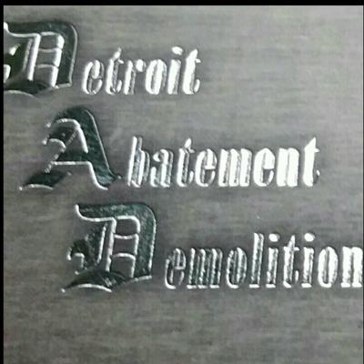 Avatar for Detroit Abatement Demolition