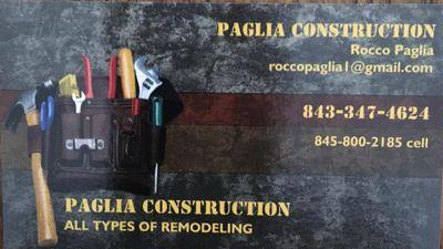 Avatar for Paglia construction