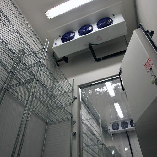 walk-in coooler/freezer repair