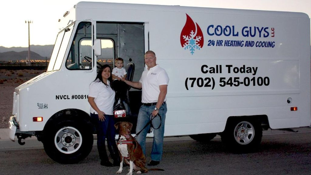 COOL GUYS LLC