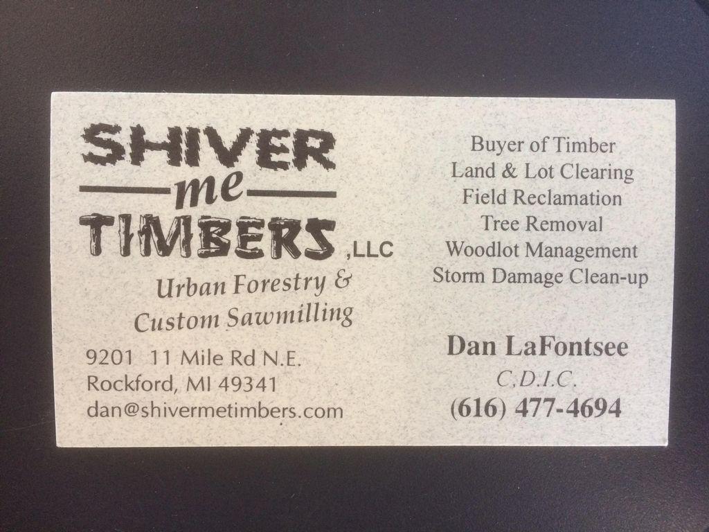 Shiver Me Timbers LLC