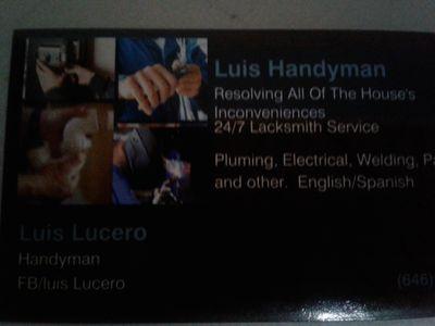 Avatar for Luis  Lucero