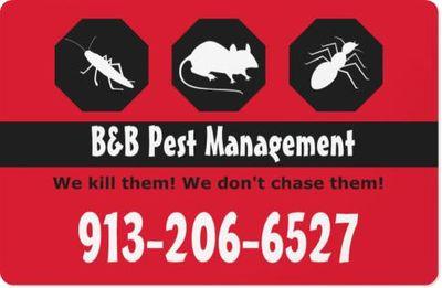 Avatar for B & B Pest Management Olathe, KS Thumbtack