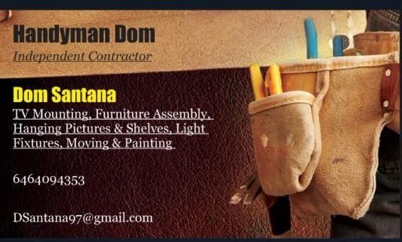 Handyman Dom