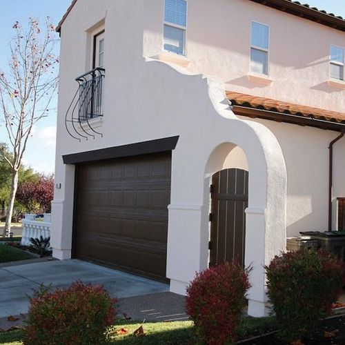 Exterior House Painting in San Ramon, CA.