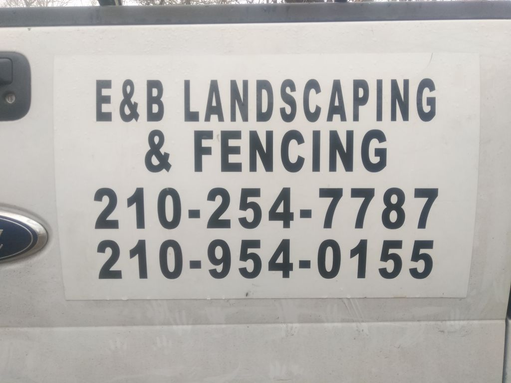E&B Landscaping and fencing