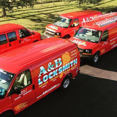 Avatar for A&B Locksmith & Security Service, LLC Gilford, NH Thumbtack