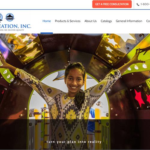 Website and SEO Campaign  for General Recreation (generalrecreationinc.com)