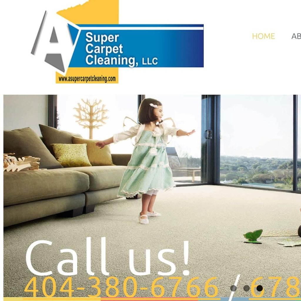 A Super Carpet Cleaning LLC.