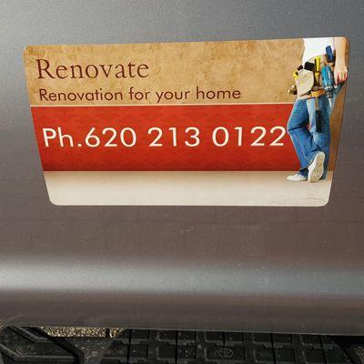 Avatar for Renovate Ellsworth, KS Thumbtack
