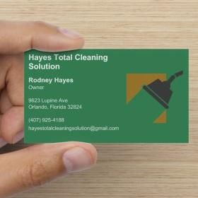 Avatar for Hayes Total Cleaning Solution LLC Orlando, FL Thumbtack