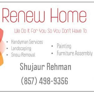Avatar for Renew Home Brookline, MA Thumbtack