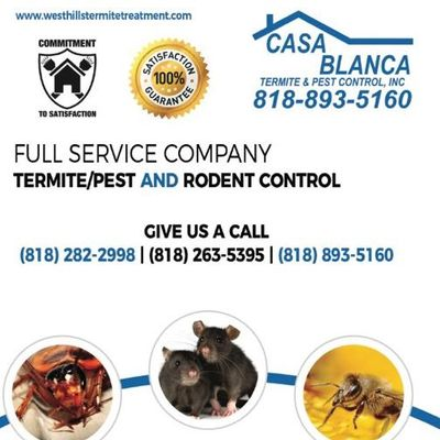 Avatar for Casa Blanca Termite&PestControl West Hills, CA Thumbtack