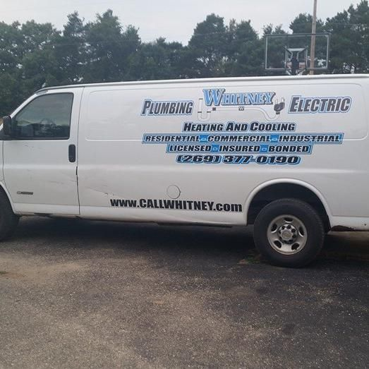Whitney Electric, Plumbing and Budget Drain