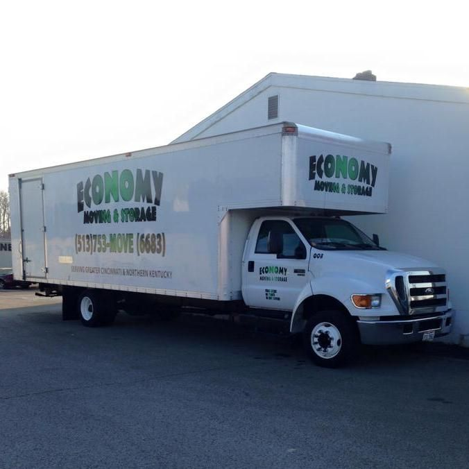 Economy Moving and Storage, LLC - Movers Cincin...