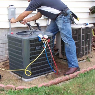 Avatar for Airsource Heating and Cooling Oklahoma City, OK Thumbtack