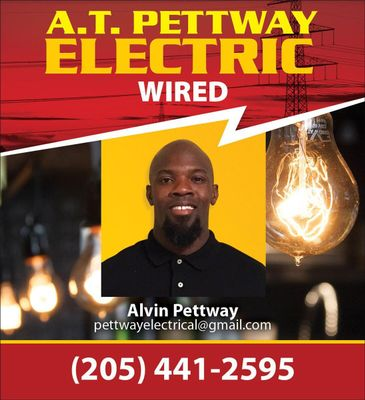 Avatar for A T PETTWAY ELECTRICAL Chelsea, AL Thumbtack