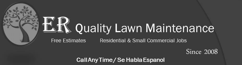 ER Quality Lawns