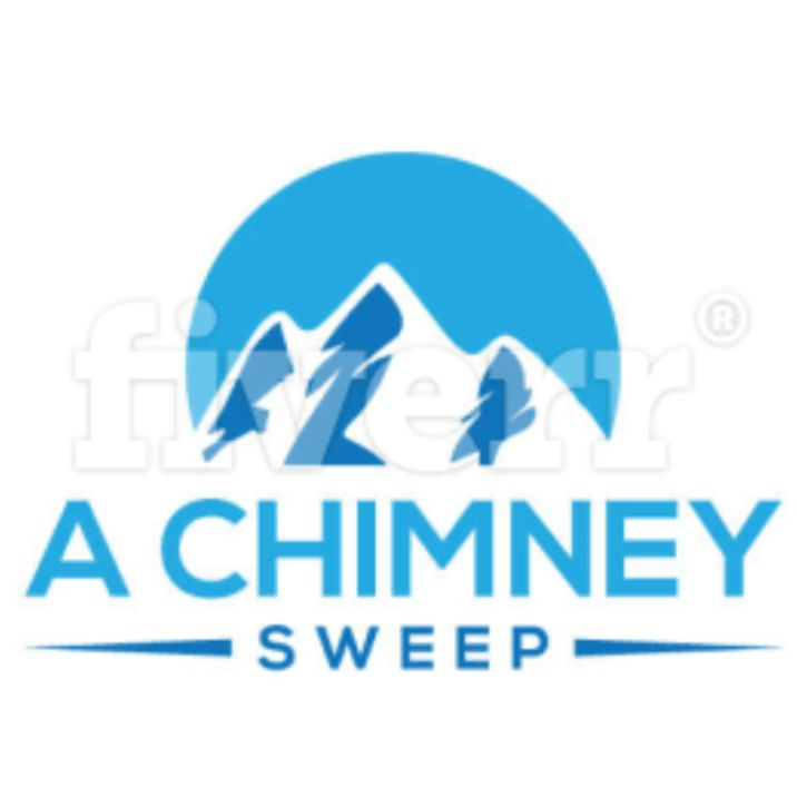 A chimney sweep
