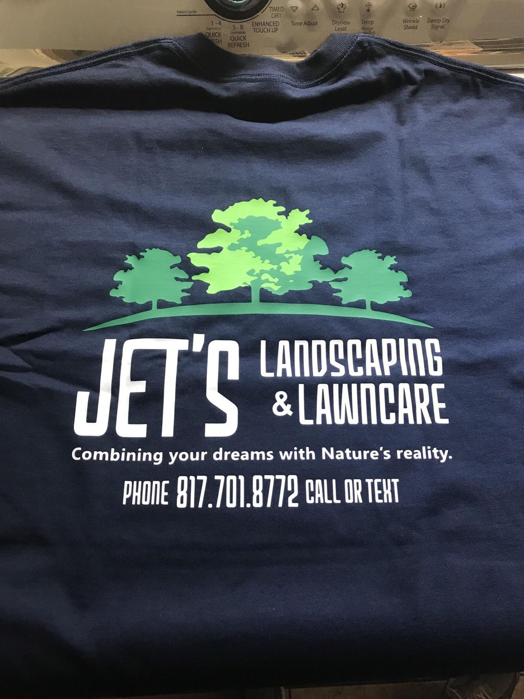 JET's Landscape