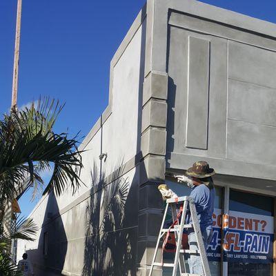 Avatar for Plaster stucco repello one coat decorations . Miami, FL Thumbtack