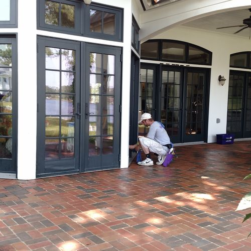 Window Genie is invited into some of the finest homes in Hampton Roads