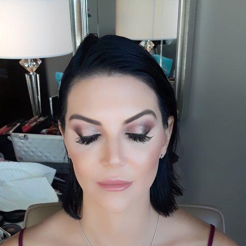 Bridal Makeup by Nina.