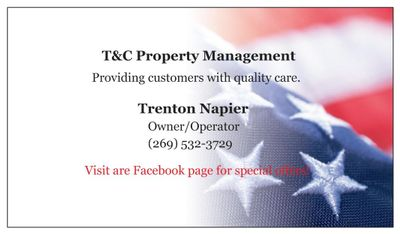 Avatar for T&C Property Management & Roadside Assistance Kalamazoo, MI Thumbtack