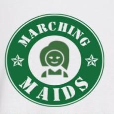 Marching Maids