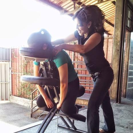 Neecee On-Site Mobile Massage