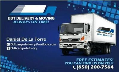 Avatar for Ddt delivery and moving services San Mateo, CA Thumbtack