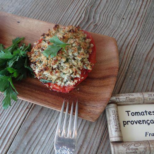 Tomato provencale (France)