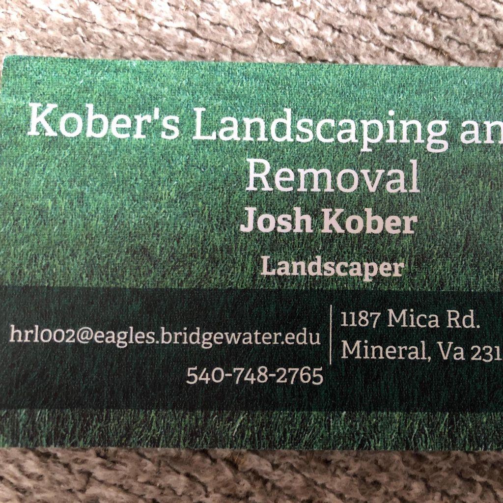 Kober's Landscaping & Tree Removal