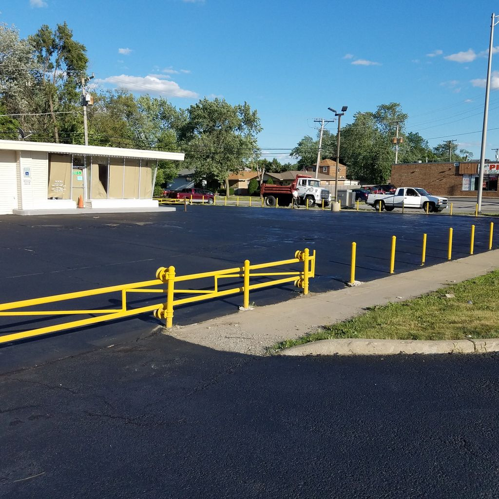 Protech Paving & Sealcoating