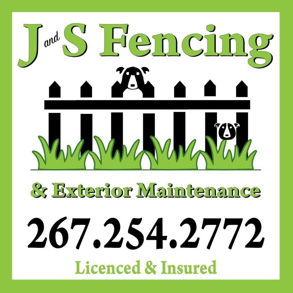 J and S Fencing and Exterior Services