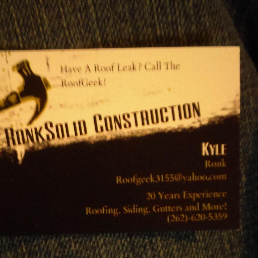 RonkSolid Construction