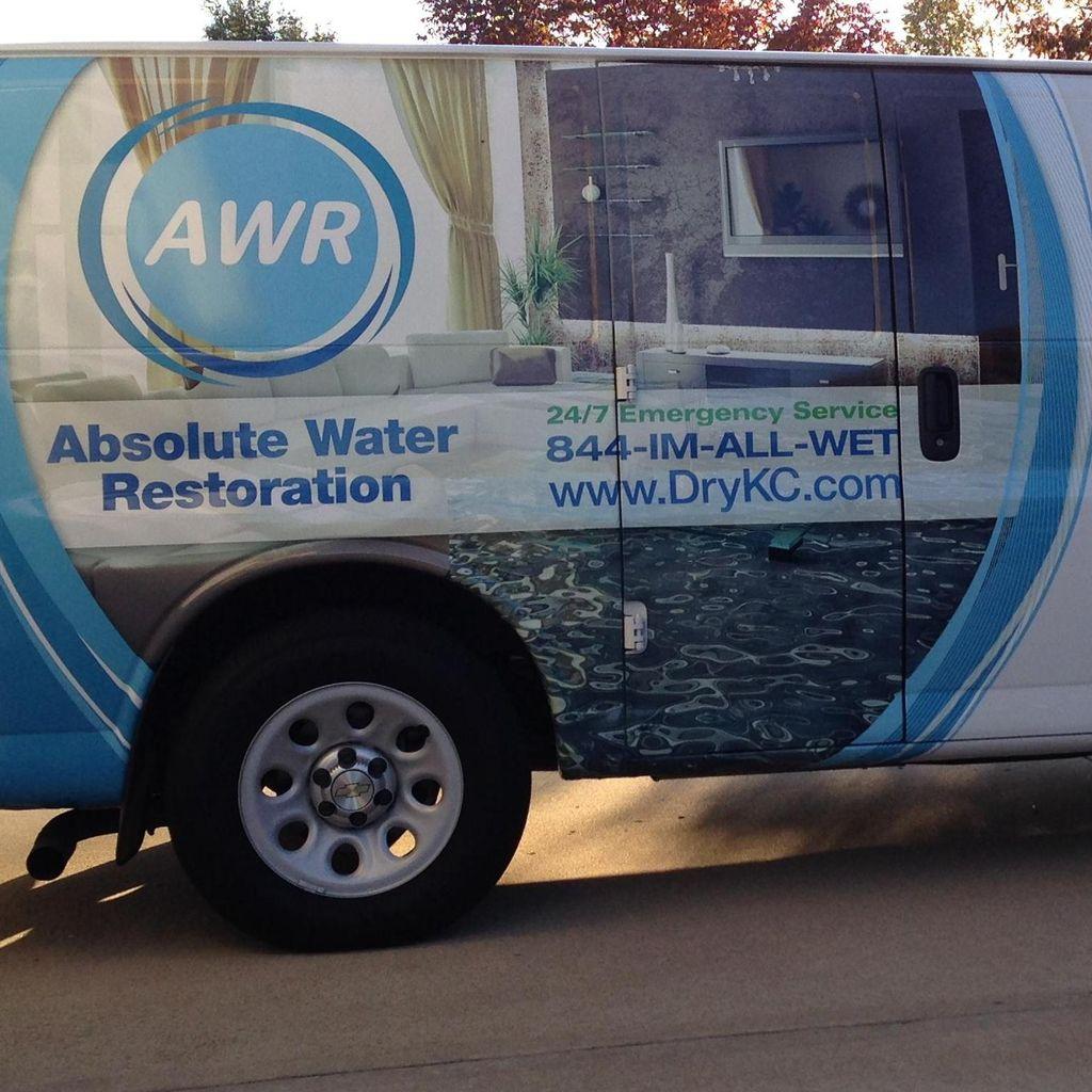 Absolute Water Restoration - KC