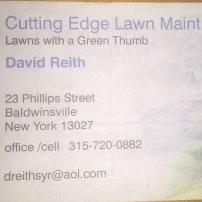Avatar for Cutting Edge Lawn Maintenance Baldwinsville, NY Thumbtack