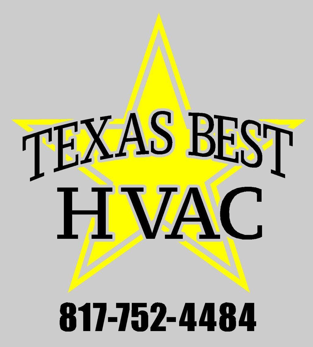 TEXAS BEST HEATING AND AIR LLC