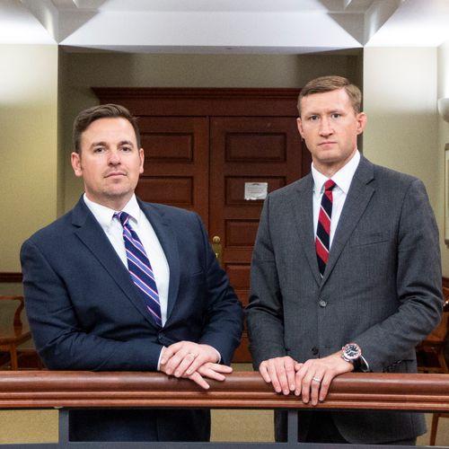Josh Hodges and Scott Kruger