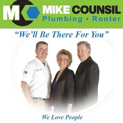 Avatar for Mike Counsil Plumbing Inc