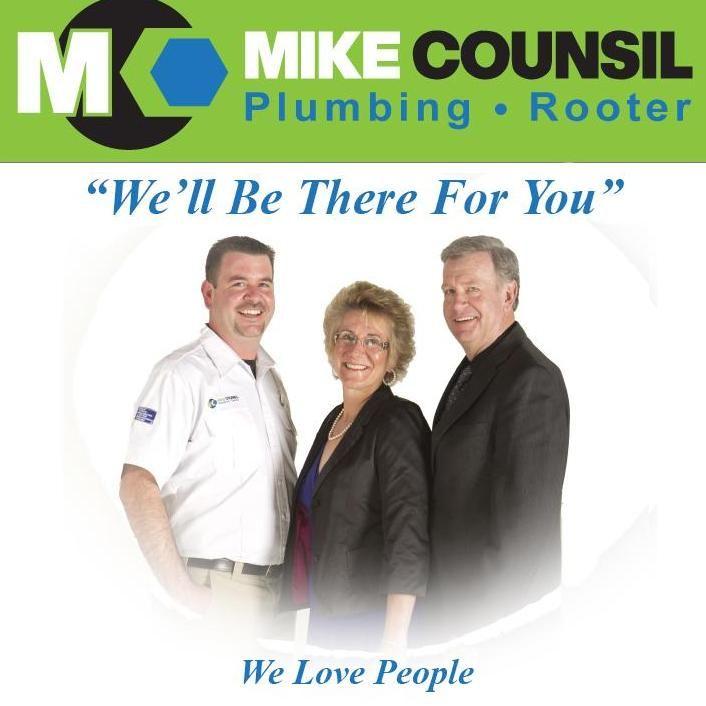 Mike Counsil Plumbing Inc