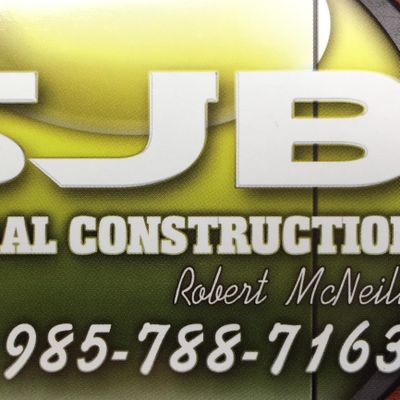 Avatar for SJB General Construction Pearl River, LA Thumbtack