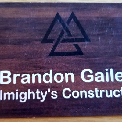 Avatar for Almighty construction Stillwater, OK Thumbtack