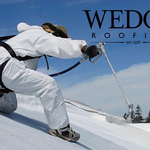 Spray Foam Roof Sonoma County