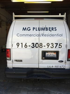Avatar for Mg plumbers Sacramento, CA Thumbtack