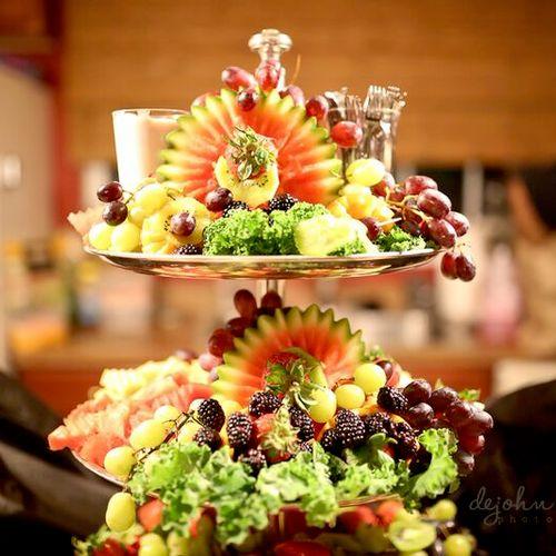 Vittles Catering Fruit Display