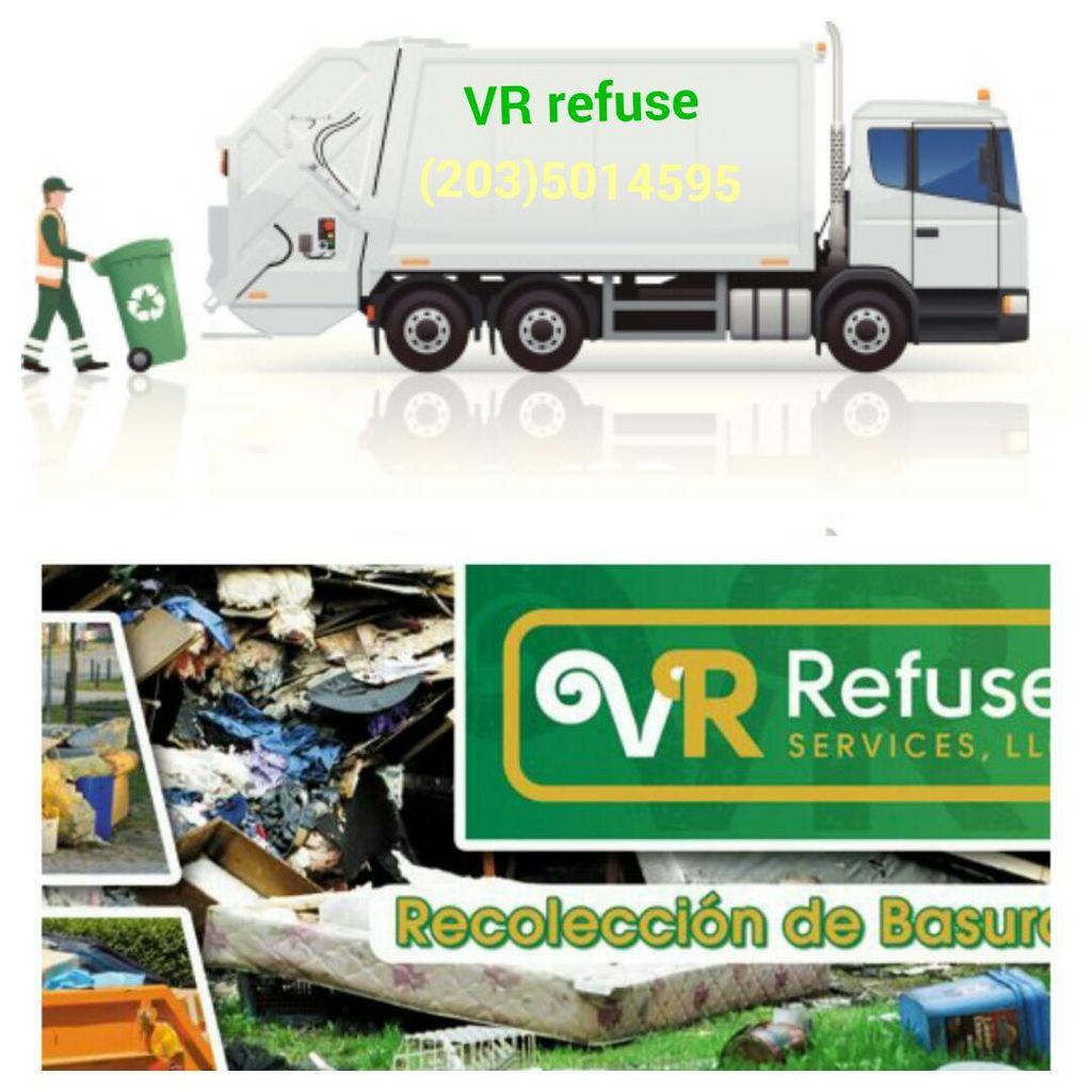 VR REFUSE SERVICE (JUNK REMOVAL)