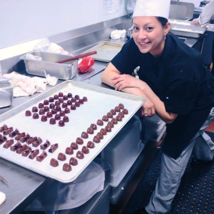 Chef Monica Woods