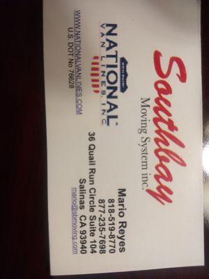 Avatar for Southbay Moving Systems Inc Salinas, CA Thumbtack